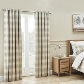Dorma Buckden Blackout Eyelet Curtains