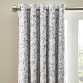 Dorma Cheddleton Blackout Eyelet Curtains