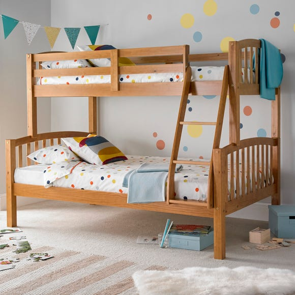 Mya Triple Sleeper - Pine Brown undefined