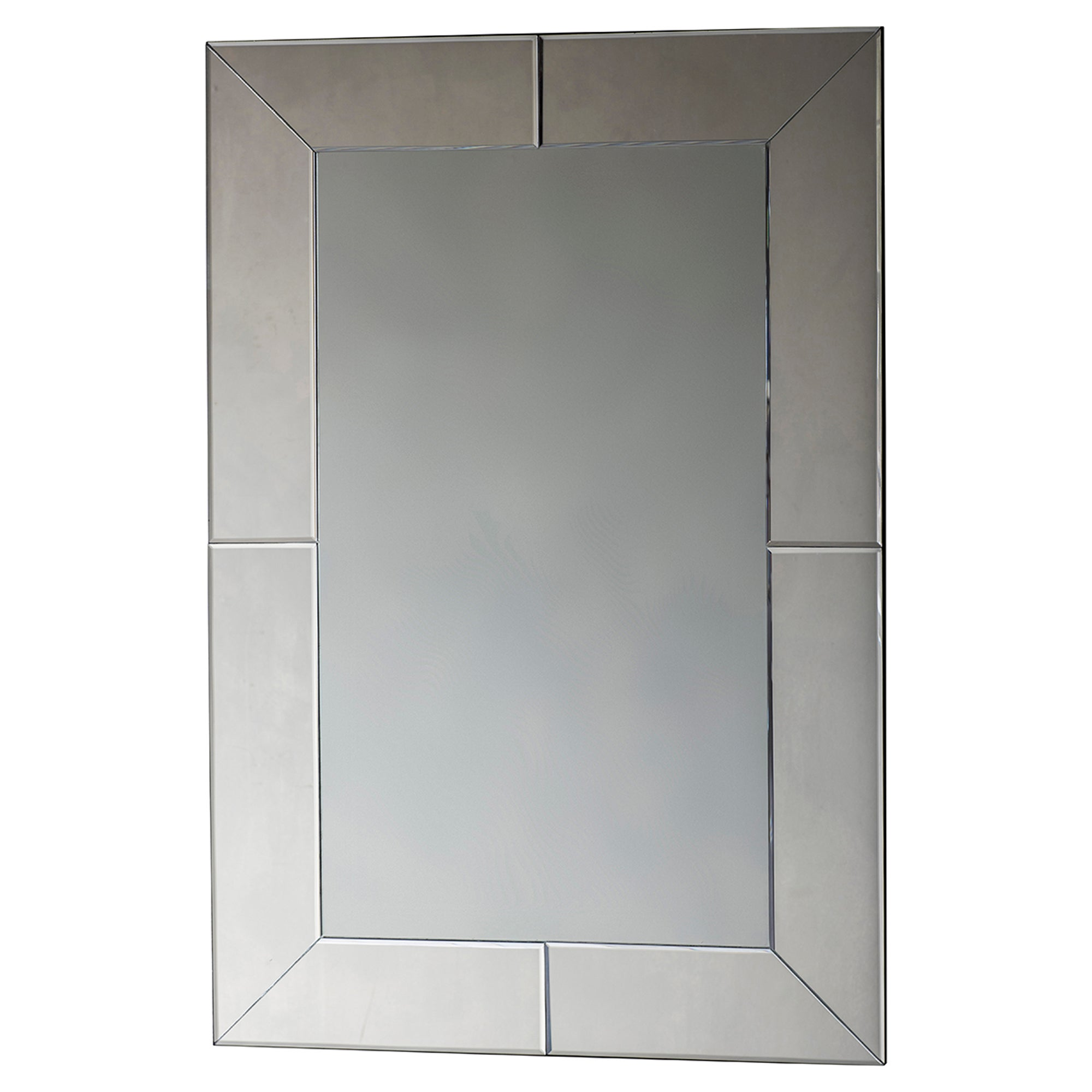 Click to view product details and reviews for Roocco Rectangle Mirror Clear.