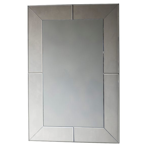 Roocco Rectangle Mirror Clear