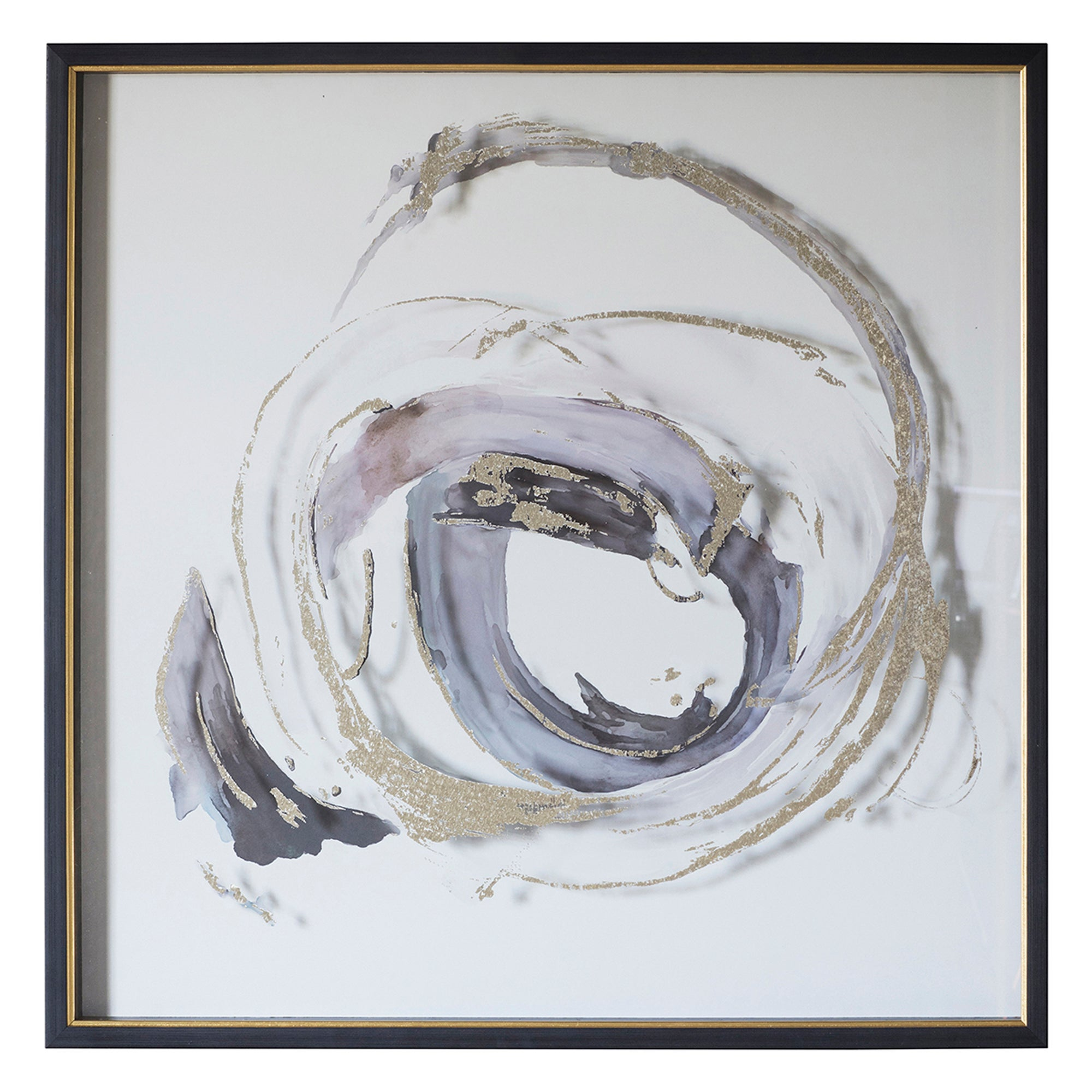 Click to view product details and reviews for Whirlpool Framed Art Purple.