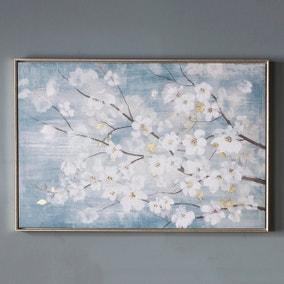 April Blossom Framed Art