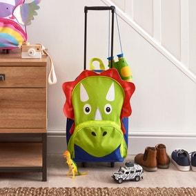 Kids Dinosaur Backpack Suitcase