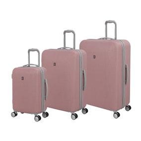 IT Luggage Optative Pink Suitcase