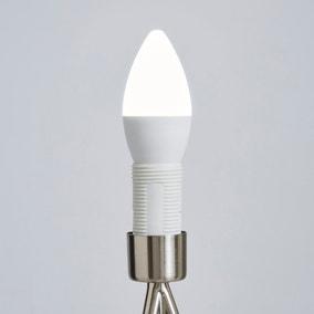Dunelm 5.5 Watt SES Pearl LED Candle Bulb