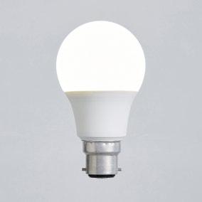 Dunelm 7 Watt BC Pearl LED GLS Bulb