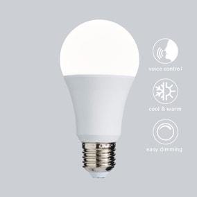 Status Smart Alexa 9 Watt GLS LED CT ES Bulb