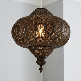Lucena Bronze Easy Fit Pendant