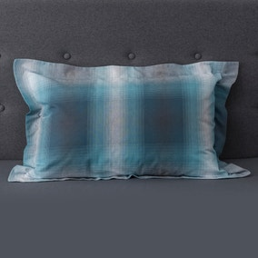 Bexley Blue Woven Oxford Pillowcase