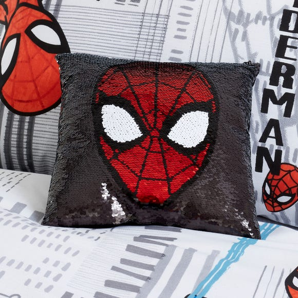 Disney Marvel Spider-Man Cushion Red