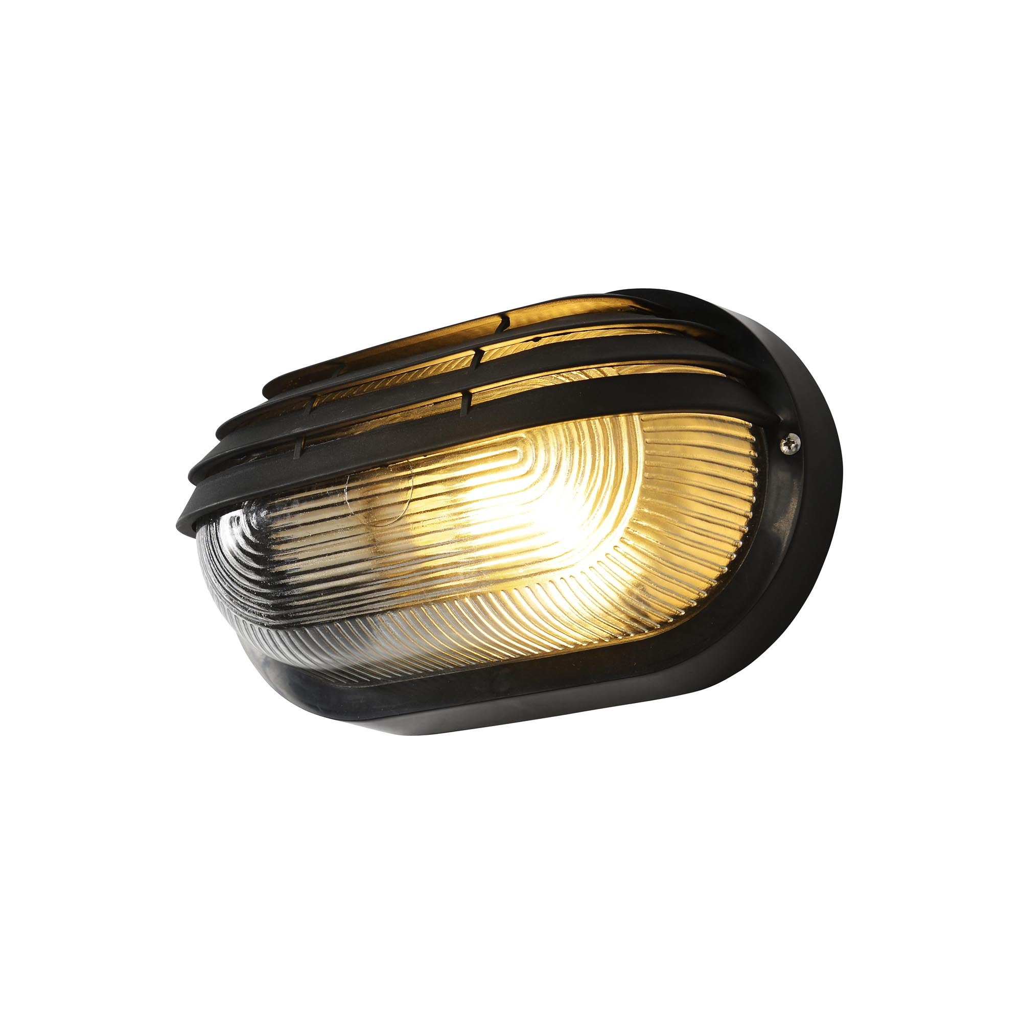 Click to view product details and reviews for Coast Puck Oval Light Outdoor Wall Light Black Black.