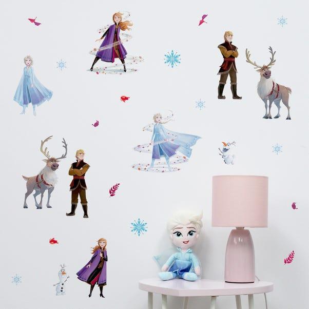 Disney Frozen Wall Stickers Blue