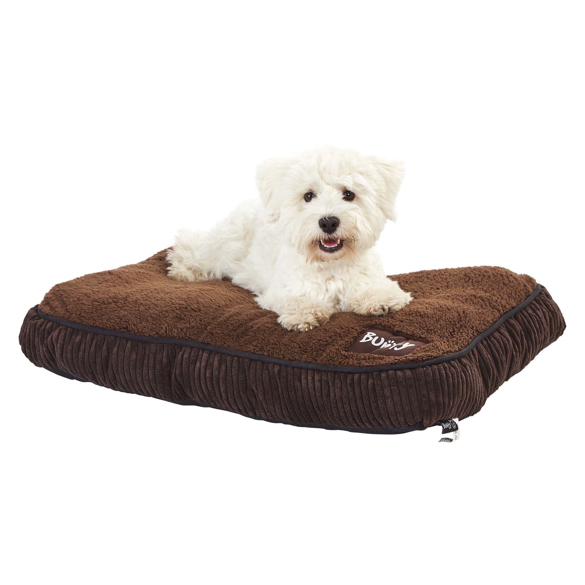 Bunty Snooze Dog Bed Brown
