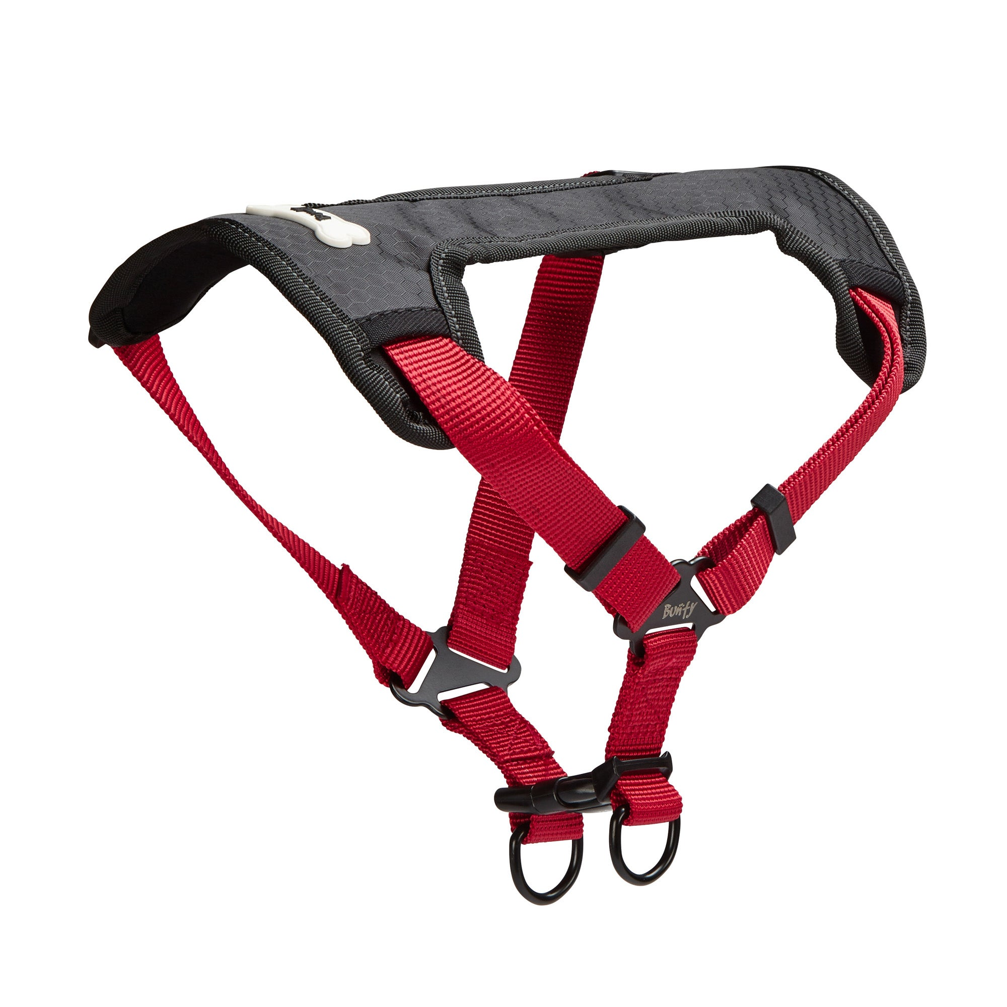 Bunty Red Strap 'N' Strole Dog Harness Red