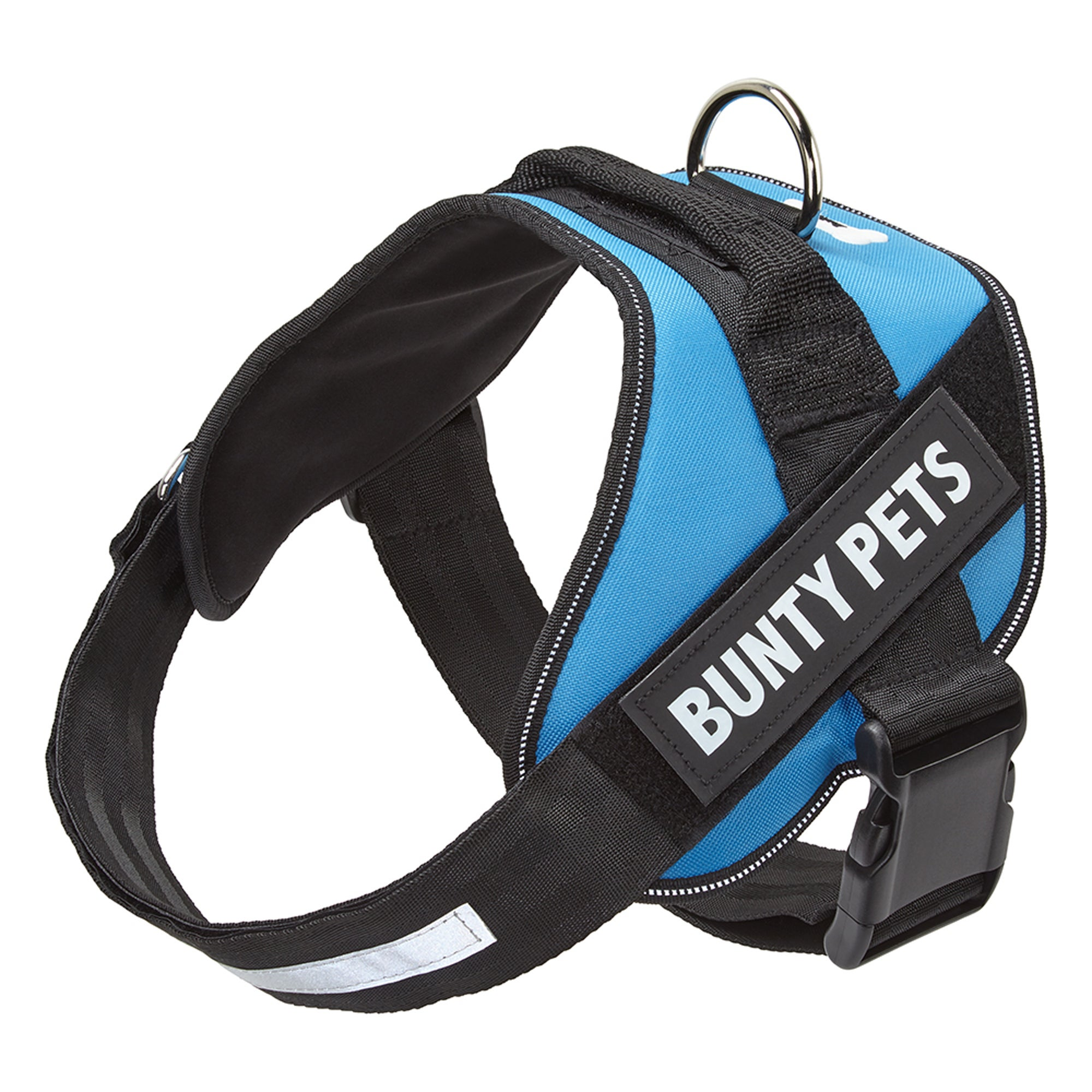 Bunty Blue Yukon Dog Harness Blue