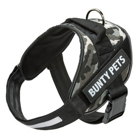 Bunty Camouflage Yukon Dog Harness