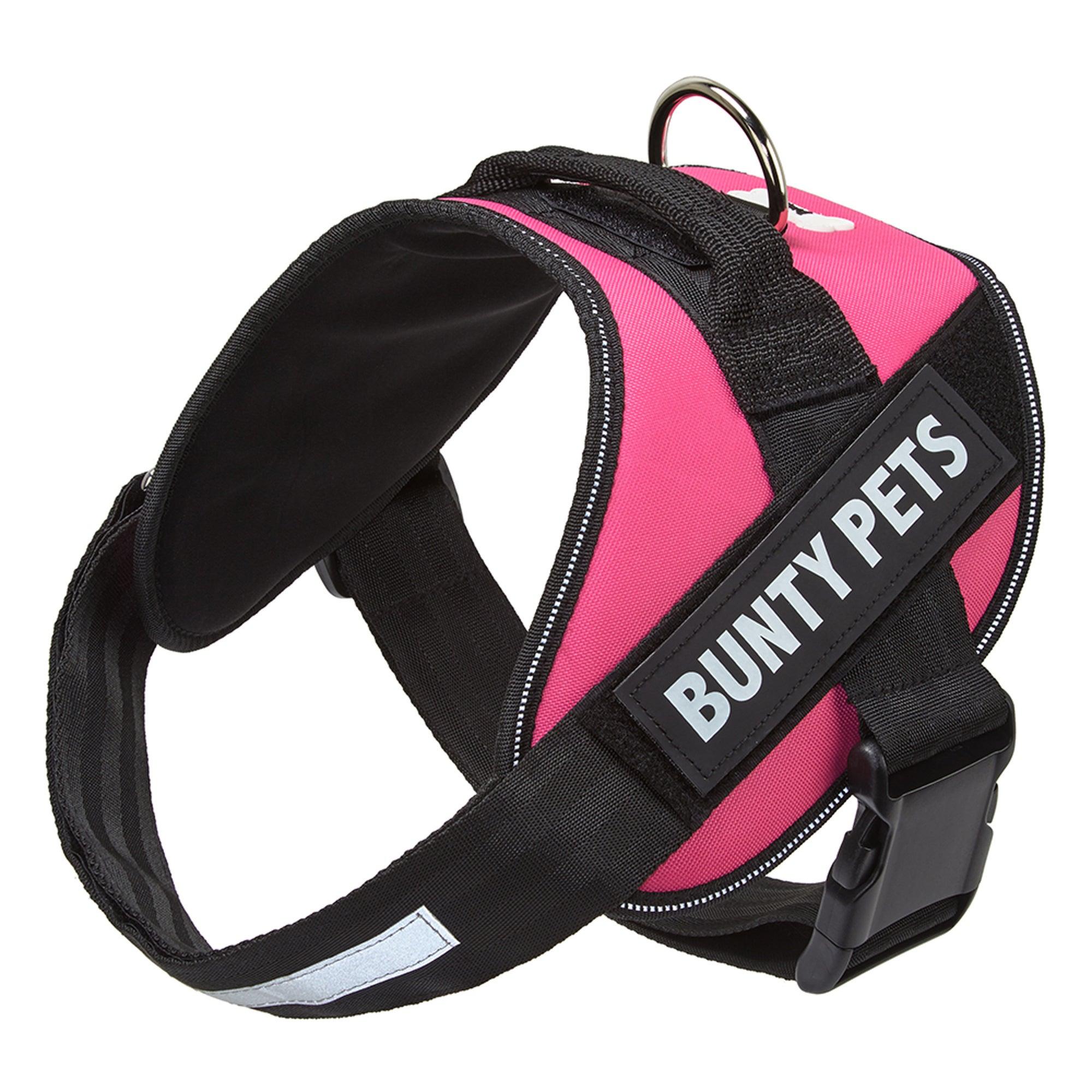 Bunty Pink Yukon Dog Harness Pink
