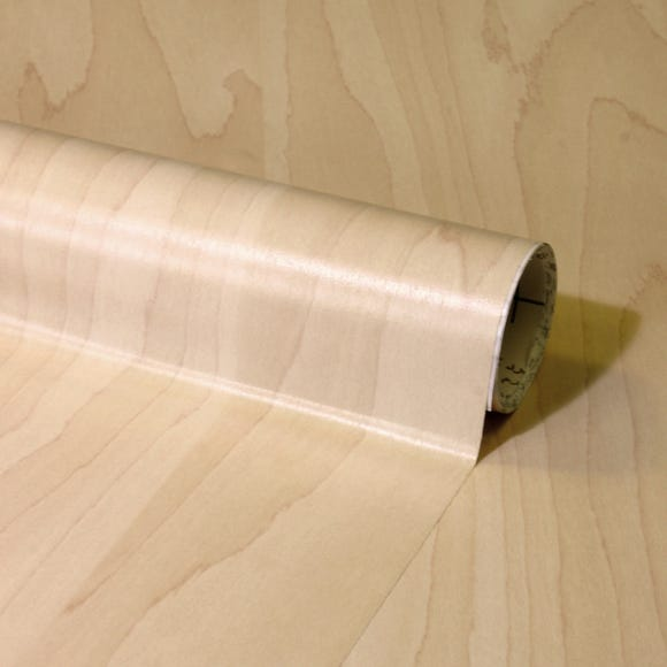 Fablon Pale Beech Wood Effect Sticky Back Plastic Fablon Pale Beech