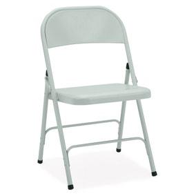 Rory Folding Chair - Seafoam