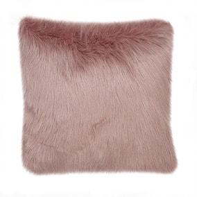 Fluffy Faux Fur Cushion Cover