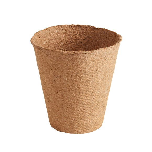 24 Bio Degradable Pots