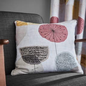 Elements Dandelion Rose Cushion