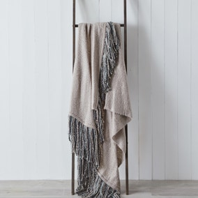 Mala Faux Mohair 130cm x 150cm Throw