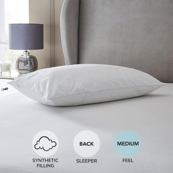 Hotel Down Touch Pillow White