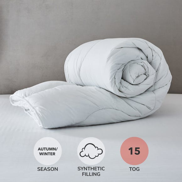 Hotel Down Touch 15 Tog Duvet  undefined