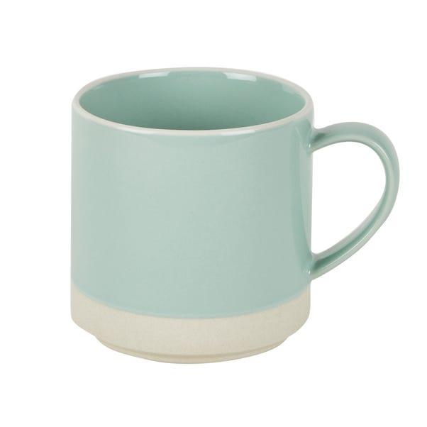 Pastel Green Stacking Mug Green