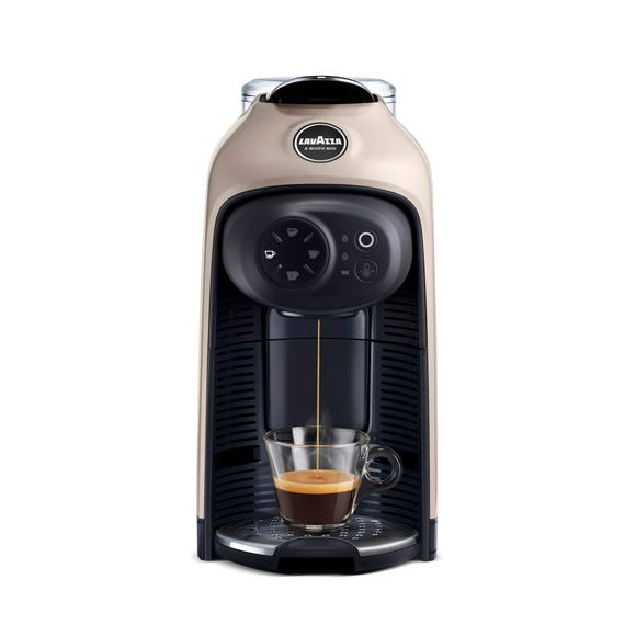 Lavazza Coffee Lavazza Idola Greige Coffee Machine Natural