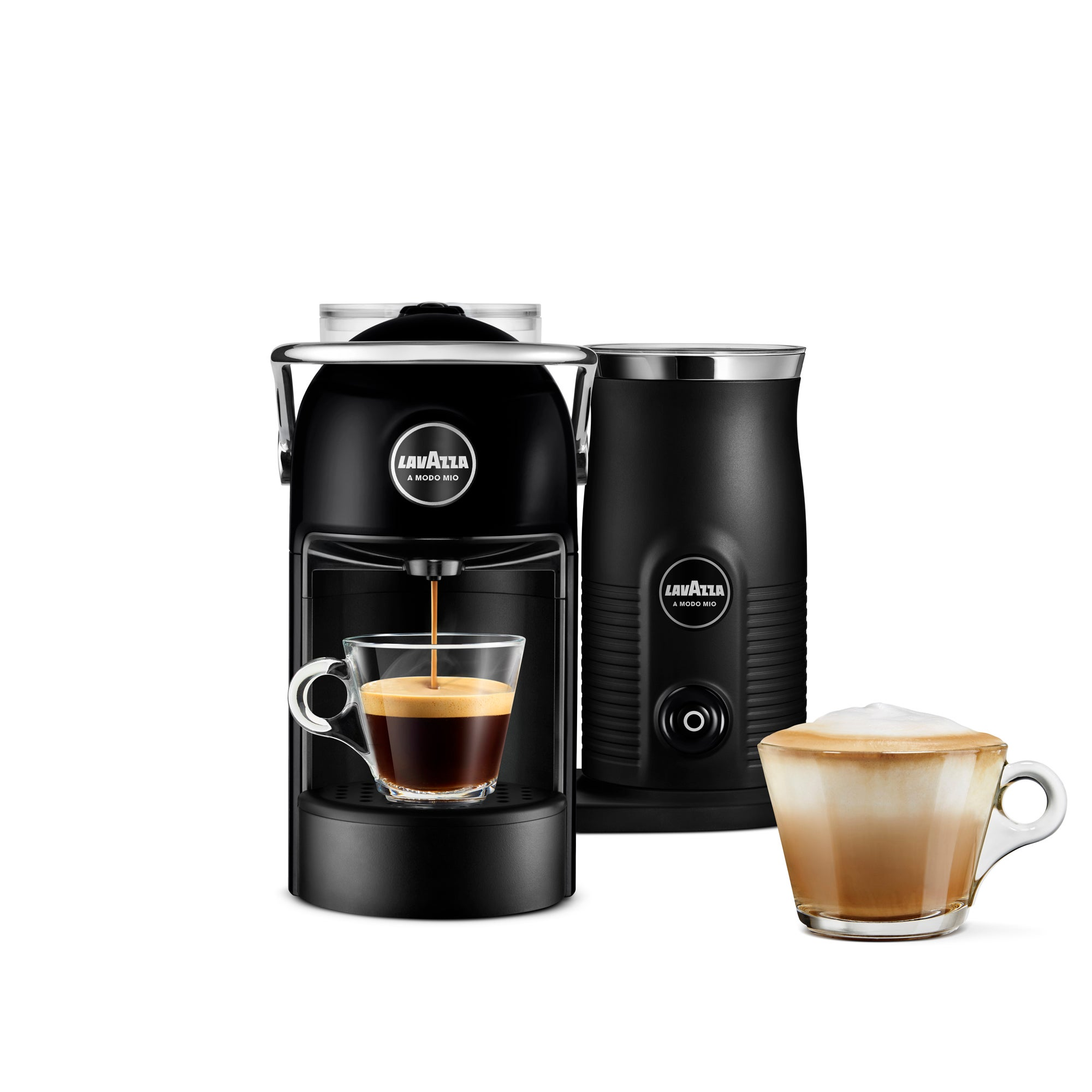 Click to view product details and reviews for Lavazza Coffee Lavazza Jolie And Milk Black Coffee Machine Black.