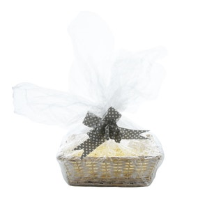 Make Your Own White Hamper