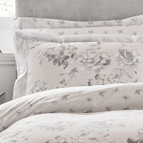 Holly Willoughby Tamsin Pink Oxford Pillowcase