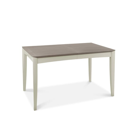 Bergen 4-6 Seater Extendable Dining Table Grey