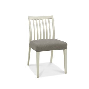 Bergen Set of 2 Dining Chairs Ivory