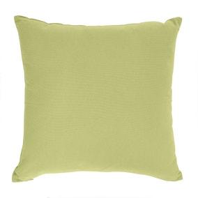Ario Woven Green Cushion