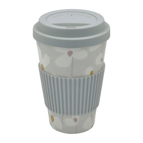 Lena 475ml Bamboo Travel Mug