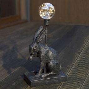 Solar Hare Lamp