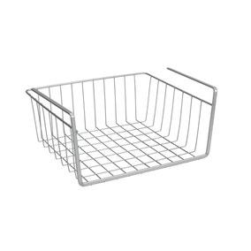 Metaltex 30cm Under Shelf Storage Basket