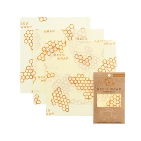 Pack of 3 Bees Wax Cheese Wraps