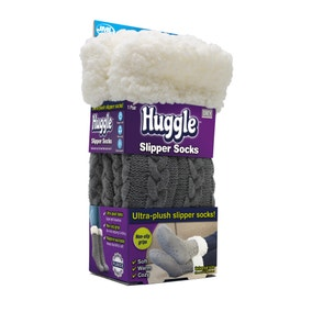 JML Huggable Slipper Socks