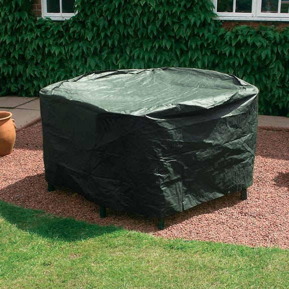 Kingfisher Green Patio Set Cover Green