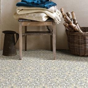 Floorpops Antico Self Adhesive Floor Tiles
