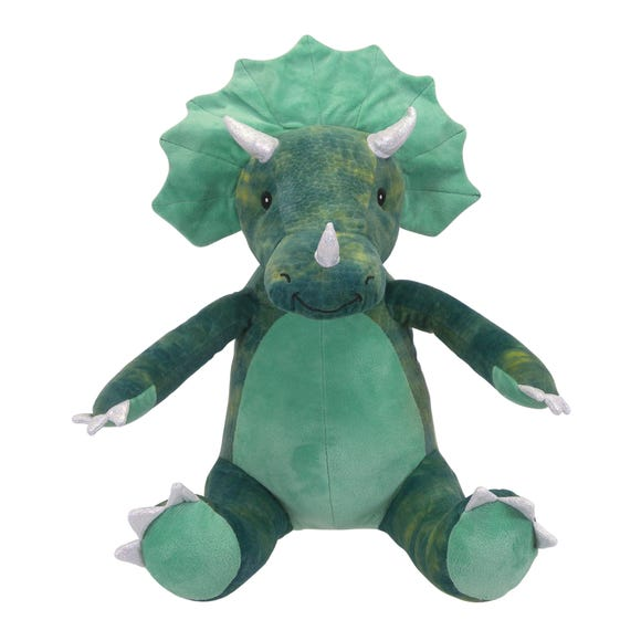 Dinosaur Plush Toy Green