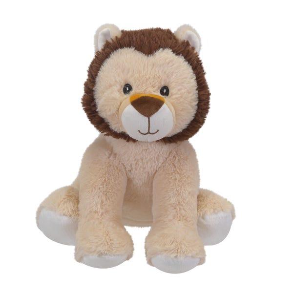 Lion Plush Toy Yellow