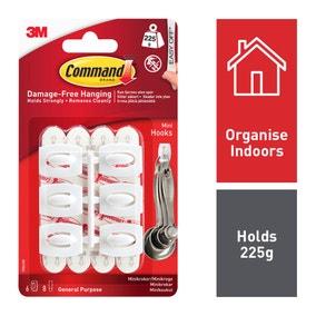 Command Mini Hooks