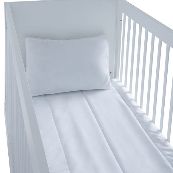 Fogarty Little Sleepers Max Air Little Sleepers Cot Bed Pillow White