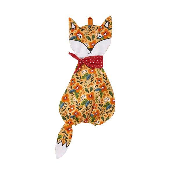 Ulster Weavers Fox Bag Saver Orange